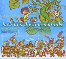Andreas N. Tarkmann - Jack und die Bohnenranke, CD