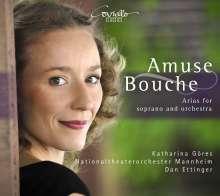 Katharina Göres - Amuse Bouche, CD