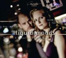 Duo imPuls - Liquid Mood (Werke für Klavier 4-händig), CD