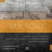 Argovia Philharmonic - Silk Road, SACD