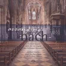 Gerhard Gnann - Arranging Bach, SACD