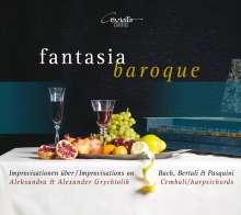 Aleksandra & Alexander Grychtolik - Fantasia baroque, CD