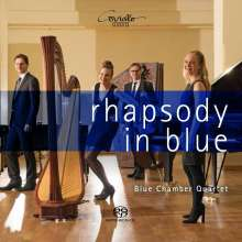 Blue Chamber Quartet - Rhapsody in Blue, SACD