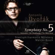 Antonin Dvorak (1841-1904): Symphonie Nr.5, SACD