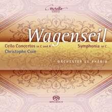 Georg Christoph Wagenseil (1715-1777): Symphonie in C-Dur, SACD