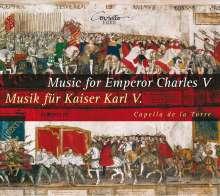 Music für Kaiser Karl V., CD