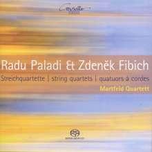 Radu Paladi (1927-2013): Streichquartett Nr.1, SACD