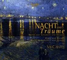 Vir Canto - Nacht und Träume, CD
