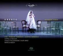 Giuseppe Verdi (1813-1901): Oberto, 2 Super Audio CDs