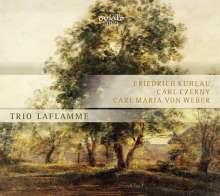 Friedrich Kuhlau (1786-1832): Trio für Flöte, Cello & Klavier op.119, CD