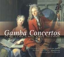Gamba Concertos, CD