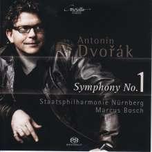 Antonin Dvorak (1841-1904): Symphonie Nr.1, SACD
