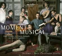 Theleme - Moment Musical, CD