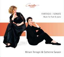 Miriam Terragni & Catherine Sarasin - Fantasie / Sonate, CD