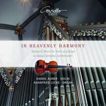 Daniel Auner & Hannfried Lucke - In Heavenly Harmony, Super Audio CD