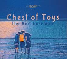 The Riot Ensemble - Chest of Toys, CD