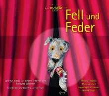 Fell und Feder - Eine Oper für Kinder, CD