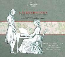 """Johann Franz Xaver Sterkel (1750-1817): Lieder - """"Liebesbothen"""", CD"""