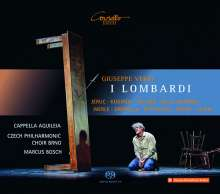 Giuseppe Verdi (1813-1901): I Lombardi, 2 Super Audio CDs