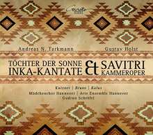 Gustav Holst (1874-1934): Savitri op.25 (Kammeroper), CD