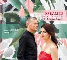 Anna Sophie Dauenhauer & Lukas Maria Kuen - Dreamer, CD