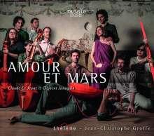 Theleme - Amour et Mars (Claude le Jeune & Clement Janequin), CD