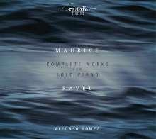 Maurice Ravel (1875-1937): Klavierwerke, 2 CDs