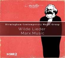 Birmingham Contemporary Music Group - Wilde Lieder / Marx.Music, 2 CDs