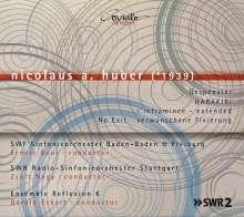 Nicolaus Anton Huber (geb. 1939): Werke, CD