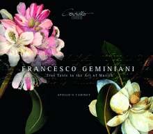 "Francesco Geminiani (1687-1762): Kammermusik - ""True Taste in the Art of Musick"", CD"