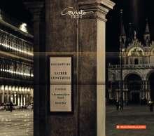 Johann Rosenmüller (1619-1684): Geistliche Konzerte aus Venedig, CD