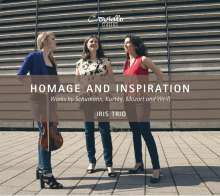 Iris Trio - Homage and Inspiration, CD