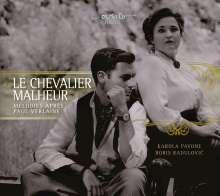 Karola Pavone & Boris Radulovic - Le Chevalier Malheur, CD