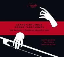 Luigi Boccherini (1743-1805): 6  Sonaten für Cello & Bc, 2 CDs