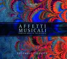 Affetti Musicali, CD