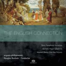 The English Connection, Super Audio CD