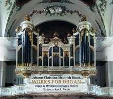 Johann Christian Heinrich Rinck (1770-1846): Orgelwerke, 2 CDs