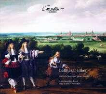 Johann Balthasar Erben (1626-1686): Geistliche Konzerte aus Danzig, CD