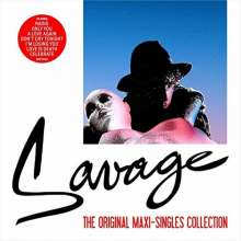 Savage (Rap): The Original Maxi-Singles Collection, CD