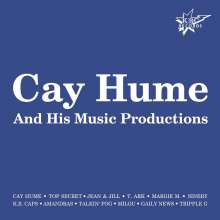 Cay Hume And His Music Productions, CD