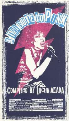 Lucha Amada III: A Tribute To Punk, 2 CDs