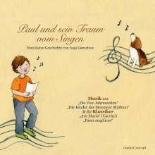 Vivaldi, Antonio / Coulais, Bruno / Franck, César / Caccini: Paul und sein Traum vom Singen, CD
