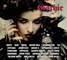 Gothic Compilation 58, 2 CDs