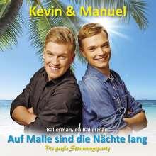 Kevin & Manuel: Auf Malle sind die Nächte lang, CD