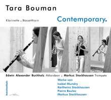 Tara Bouman - Contemporary, CD