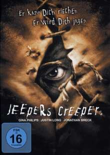 Jeepers Creepers, DVD