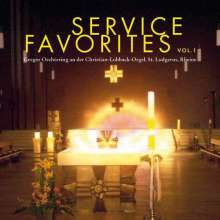 Gregor Oechtering - Service Favorites Vol.1, CD