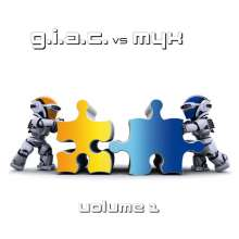 God Is A Comedian: G.I.A.C. vs Myx Volume 1, CD