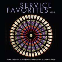 Gregor Oechtering - Service Favorites Vol.2, CD