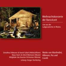 Barocke Weihnachtskonzerte - Live aus der Ludgeruskirche Rheine, CD